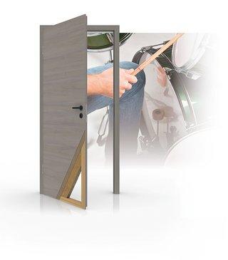 Berühmt Schallschutztüren für Räume mit hohem Lärmpegel » tuer.de ZI77